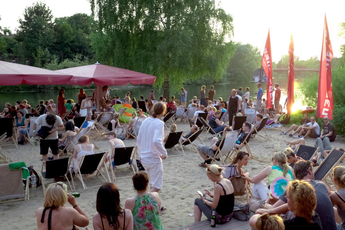 Strandleben Hannover